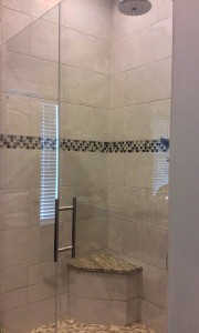 Bath Enclosure - Beverly Glass