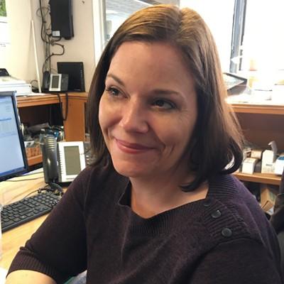 Maureen April 2017