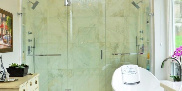 Bath Enclosures - Beverly Glass