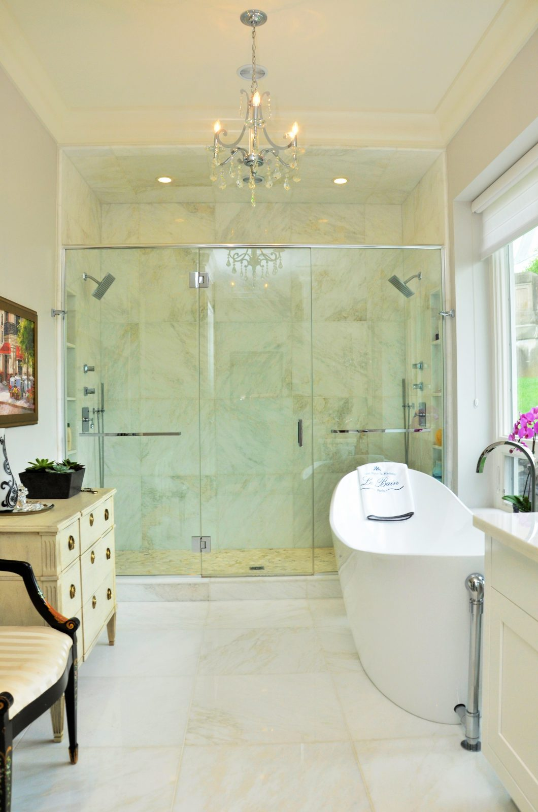 Bath Enclosures - Beverly Glass